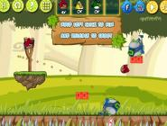 Angry Birds - Pig Naughty Magic World