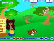 Puppy Star - Puppy Treat Game