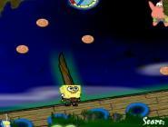 SpongeBob In Ghostly Gold Grab