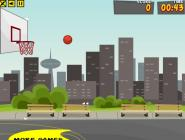 Super Awesome Outdoor Basketball